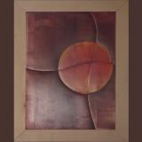 'O. T.' 2011 - Holz gesägt - B|H: 30|50 cm