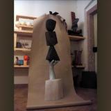 'Balance' 2013 - Holz gesägt - B|H|T: 150|50|50 cm