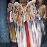 'Heilige Dreifaltigkeit' 2012 - Acryl - B|H: 60x80cm