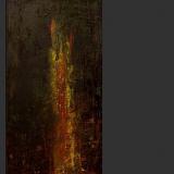 'Angst' 2008 - Mischtechnik - B|H: 30|60 cm