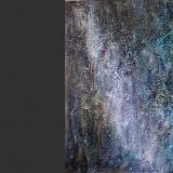 'Moment der Stille' 2010 - Acryl - B|H: 30|40 cm