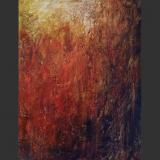 'Moment des Unerträglichen' 2010 - Acryl - B|H: 30|40 cm