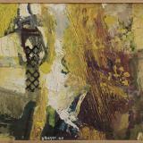 'Nach dem Regen II' 2008 - Öl - B H: 87 67 cm