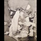 'Neues Beginnen' 1988 - Tusche - B|H: 50|70 cm